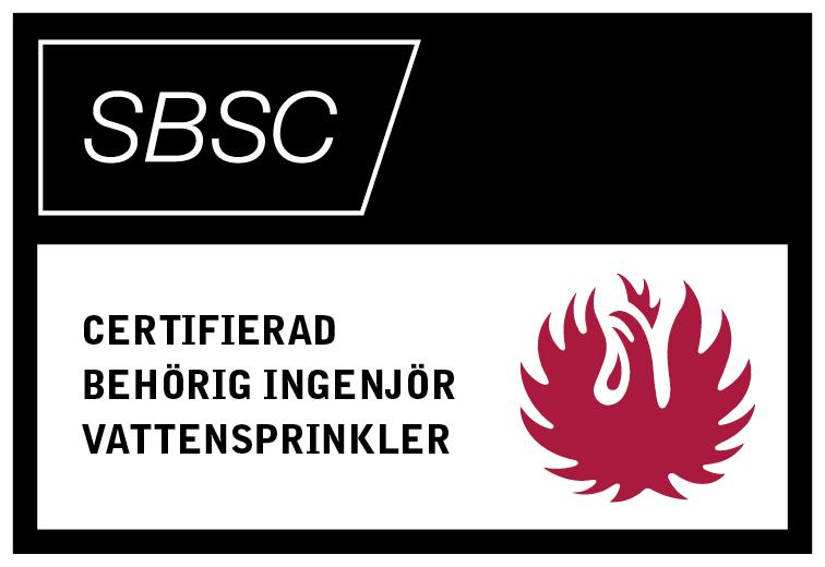 SBSC Vattensprinkler